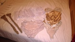 WP_20131205_001 (rachel_uk2004) Tags: stockings crossdressing corset satin crossdresser pantygirdle corselette