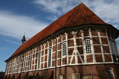 St. Gertrud, Pattensen (Vasquezz) Tags: church kirche framework fachwerk