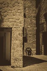 Abuelita (www.hazteluz.com) Tags: old girl relax town chair leer pueblo read abuela silla tranquilidad