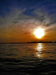 setting from the water (JPtijger) Tags: camera blue sunset red summer sky orange sun lake water netherlands photography boat photo pond flickr phone sundown jan peter otto sensation htc loosdrecht plassen jptiger jptijger {vision}:{outdoor}=0922 {vision}:{clouds}=0982 {vision}:{sky}=0988 {vision}:{ocean}=0676 {vision}:{sunset}=0927 andraid