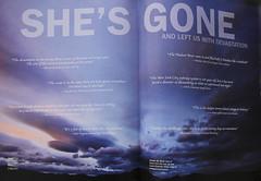 She's Gone (konrad_photography) Tags: storm book virginia sandy hurricane super roanoke va