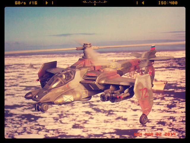 strange mi force conversion russia aviation air navy attack alligator baltic helicopter kit fleet russian 62 mecha mil fictional hepcat kotobukiya modellbau gyrocopter kamov gyroplane ka52 kamow dizzyfugu ka58
