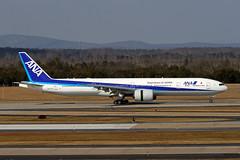 B777-3.JA777A-1 (Airliners) Tags: ana iad sticker explore boeing 777 boeing777 b777 allnippon allnipponairways 32014 ja777a specialcs b7772 inspirationofjapan
