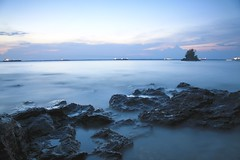 IMG_9477 (reyhida) Tags: sunset sea water indonesia landscape balikpapan