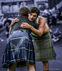 Scottish Backhold Wrestling (FotoFling Scotland) Tags: male scotland kilt fife wrestler ceres highlandgames johntaylor kilted cereshighlandgames scottishwrestlingbond frazerhirsch wrestlingbond