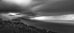 Capri island under tunderstorm (artilucio) Tags: costa capri coast shoreline lee napoli naples coastline filters costiera temporale amalfitana