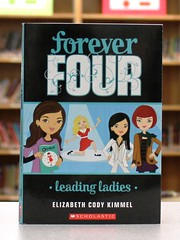 Leading Ladies (Forever Four) (Vernon Barford School Library) Tags: new school ladies fiction friends 2 two magazine four reading book high friend elizabeth friendship library libraries reads books read paperback cover junior novel covers forever bookcover cody magazines middle vernon publishing leading recent bookcovers periodicals middleschool paperbacks individual publish novels fictional kimmel publisher individuality friendships periodical barford softcover middleschools vernonbarford softcovers 9780545556446