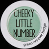 CHEEKY LITTLE NUMBER (Leo Reynolds) Tags: xleol30x squaredcircle canon eos 40d 0sec f80 iso100 60mm sqset101 hpexif sticker xx2014xx