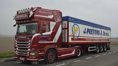 B - J. Peeters & Zn Scania R09 560 TL Streamline (BonsaiTruck) Tags: camion trucks scania streamline lorries lkw peeters aardappelen r13 topline r09 pomuni