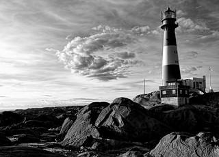Eigerøy fyr - Eigerøy Lighthouse (IR)