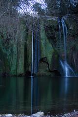 cascata long exposure (fiorellomannaia) Tags: svottorino tivoli lazio cascate roma montagna lunga esposizione