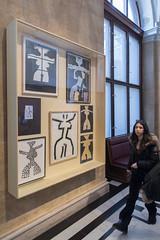 photoset: Naturhistorisches Museum: Al Hansen: Venus, Venus, Venus (7.3. - 26.6.2017)
