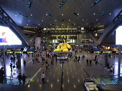 Hamad International Airport (Daniel Brennwald) Tags: doha katar qatar hamad airport
