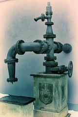 lost supply (camerito) Tags: pipes rohre ventile valve camerito nikon1 j4 flickr
