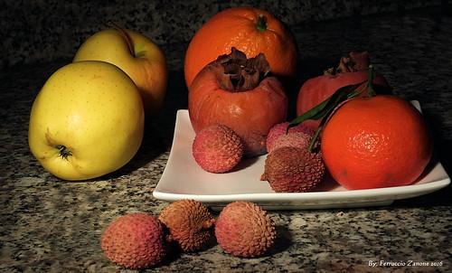 Volete la frutta?