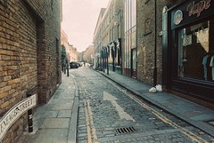Heneage Street (goodfella2459) Tags: nikon f4 af nikkor 24mm f28d lens adox color implosion 100 35mm c41 film analog colour heneage street whitechapel brick lane east end london milf