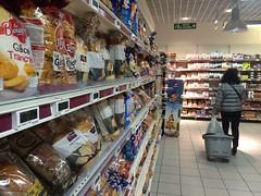 rayonviennoiseries (Estelle Saget) Tags: supermarché viennoiseries produits alimentaires paris épicerie