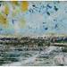 abstract painting acrylic técnica mixta 101 Belo Horizonte MG
