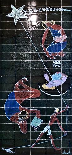 The Family (1955) - José de Almada Negreiros (1893-1970)