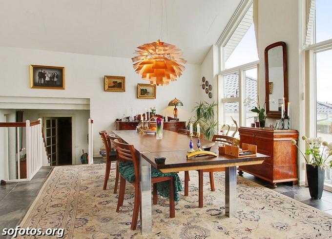 Salas de jantar decoradas (5)