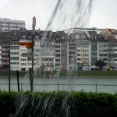 Shower and rain... (davidvankeulen) Tags: rain schweiz europe suisse basel reno helvetia svizzera rhein rijn zwitserland bazel rhin davidvankeulen davidcvankeulen urbandc davidvankeulennl