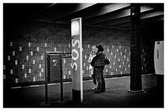 SOS (Johannes Huwe) Tags: street leica city urban blackandwhite bw berlin monochrome photography streetphotography photojournalism sw sep mm 2012 reportage schwarzweis leicasummiluxm35mmf14asph mmonochrome silverefexpro mmonochrom leicamonochrom sep0118