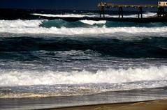 Catherine Hill Bay Beach - South (Katia de la Luz) Tags: australia newsouthwales catherinehillbay