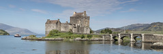 High definition panorama - Eilean Donan Castle   Scotland (deanhammersley) Tags: road panorama skye scotland highlands panoramic highdefinition eilean eileandonan detailed hidef dornie lochlong highdef eileandonancastle scottishcastles kyleoflochalsh a82 castleeileandonan