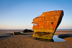 Baltray Beach (Dave Dove) Tags: county shipwreck louth baltray