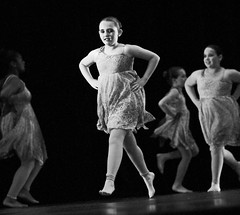 IMG_1826 (SJH Foto) Tags: girls blackandwhite bw white black dance grove recital pa fawn monocolour