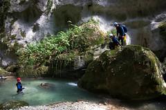 Canyon Furon Haut.jpg (CORDEO) Tags: vercors canyoning isère furon cordeo