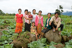 Smallholder Development Project (Asian Development Bank) Tags: family people plants nature vegetables kids rural children countryside scenery farmers farm country farming harvest daughters mama cabbagepatch mothers moms relatives produce dads organic agriculture laos lao fathers citizens villagers sons cabbages fieldworkers agronomy ruralliving provinces townspeople organicproduce livelihood laopeoplesdemocraticrepublic laopdr champasakprovince organicbackyard townsfolks