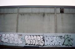 (rozuhlee) Tags: color film 35mm portland graffiti escape earl tvc parms exploregon klobr
