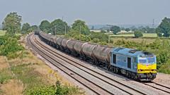 Blue; Plan It! (Richie B.) Tags: traction brush db class staffordshire 60 schenker ews procor elford 60074 6m57
