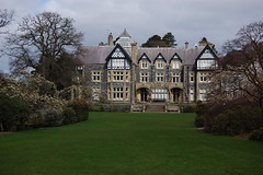 Bodnant House (basswulf) Tags: uk house building wales unmodified lenstagged 32 1855mmf3556g bodnant bodnantgardens d40 3008x2000 privacyfamily permissions:licence=c image:ratio=32 201304 20130423