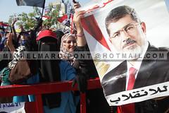 Egypt - Cairo - Rabaa El-Adaweya Square (Michel Marcipont) Tags: dead army football kill mort president religion egypt el mosqu
