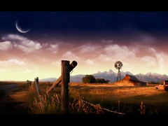 Old-View-Ranch-Wallpaper (vinod_pednekar) Tags: