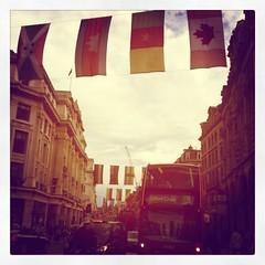 London. (Megan Lawrie Cole) Tags: uk london olympics vancouverolympics londonolympics summerolympics