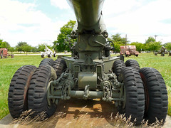 "M115 203mm Howitzer (4) • <a style=""font-size:0.8em;"" href=""http://www.flickr.com/photos/81723459@N04/9706426749/"" target=""_blank"">View on Flickr</a>"