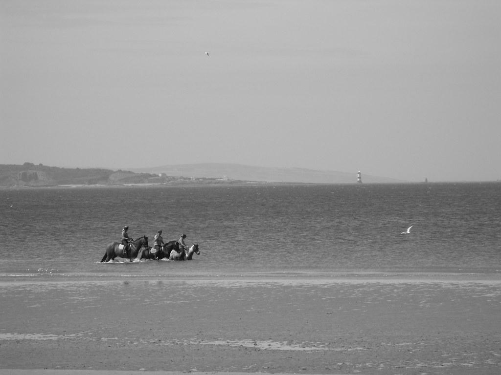 Penmaenmawr Beach
