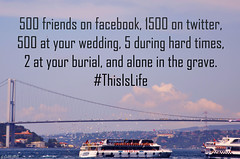 ThisIsLife (gLySuNfLoWeR) Tags: life grave real friend