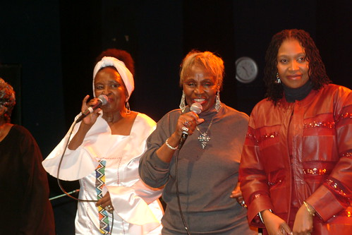 DSCF0606 South African Divas Live at the Shepherds Bush Empire London Dolly Rathebe RIP Abigail Kubeka Thandi Klaasen Yvonne Chaka Chaka and Dorothy Masuka