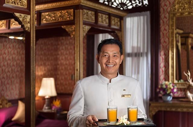 バンコクの高級ホテル:マンダリン オリエンタル バンコク