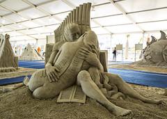 40th Annual Virginia Beach Neptune Festival - International Sandsculpting Championship (mrbrkly) Tags: art virginia sand contest virginiabeach sculptures 40thannualvirginiabeachneptunefestival internationalsandsculptingchampionship