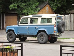 another Land Rover (roaddragon305) Tags: truck offroad 4x4 landrover thejunction