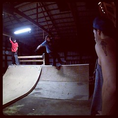 """One of many attempts at a rock & roll boardslide transfer. Frustrating to end the session without a make. Next time... • <a style=""""font-size:0.8em;"""" href=""""http://www.flickr.com/photos/99295536@N00/10139736863/"""" target=""""_blank"""">View on Flickr</a>"""