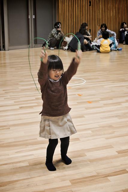 SAKURAKO - Rope Jumping!