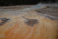 Doublette Pool, Yellowstone (David A's Photos) Tags: park hot pool basin september upper national springs area yellowstone wyoming geyser thermal ugb 2013 doublette