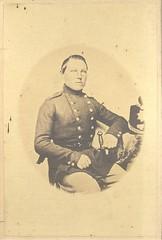 Menig fra 4. infanteriregiment, 1864 (Rigsarkivet - Danish National Archives) Tags: private soldier war 1864 menig oldat deutschdänischekrieg zweiterschleswigscherkrieg zweiterschleswigholsteinischerkrieg