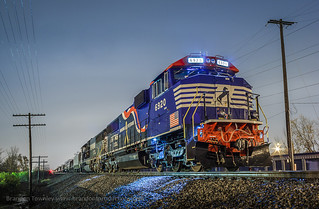 Norfolk Southern Honor Veterans